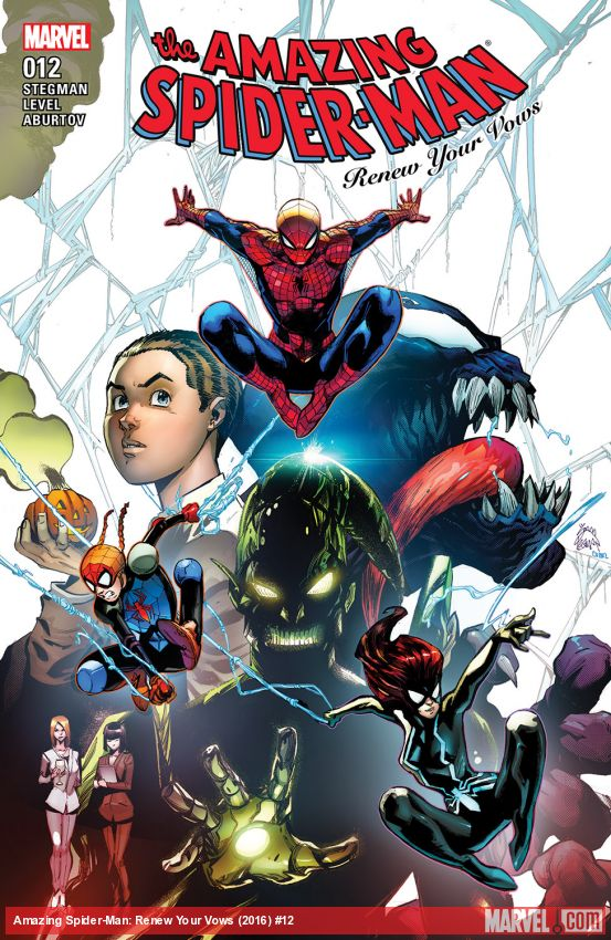 Amazing Spider-Man: Renew Your Vows (2016) #12