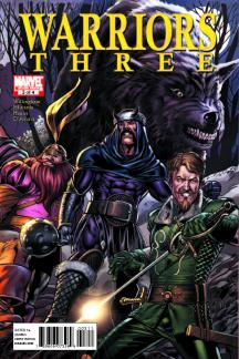 Warriors Three (2010) #3