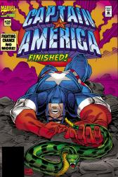 Captain America #436 