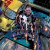 The Punisher #2 cover by Bryan Hitch