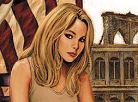 Sharon Carter by Steve Epting
