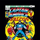 Captain America (1968) #155 Cover
