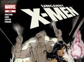 Uncanny X-Men #520