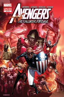 Avengers: The Childrens Crusade (2010) #9