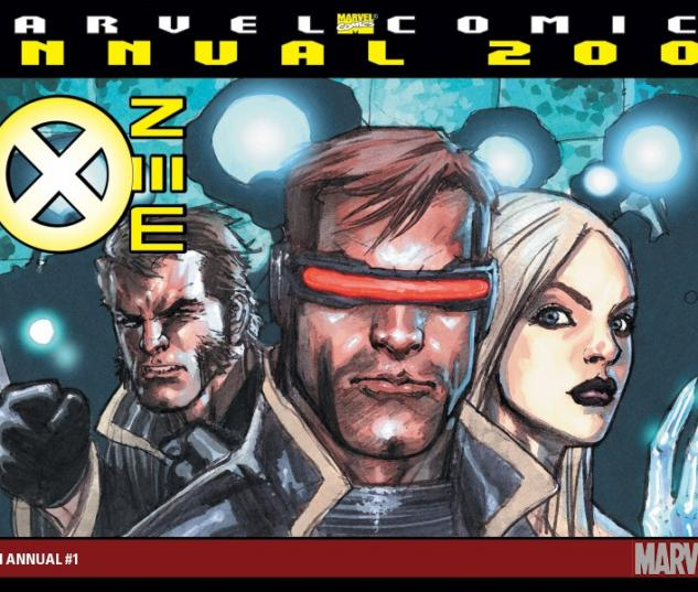 NEW X-MEN ANNUAL #1
