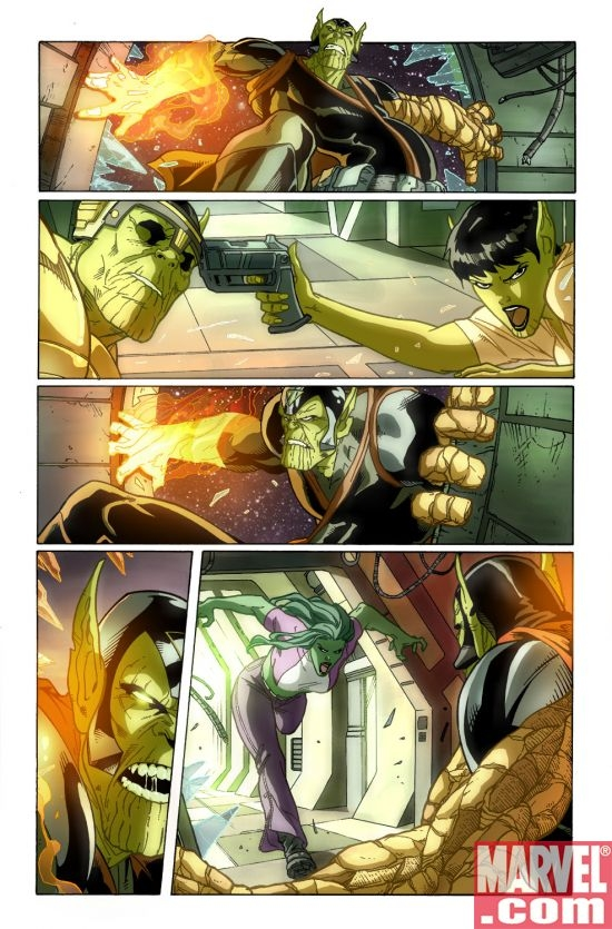 SHE-HULK #32 preview art by Vincenzo Cucca