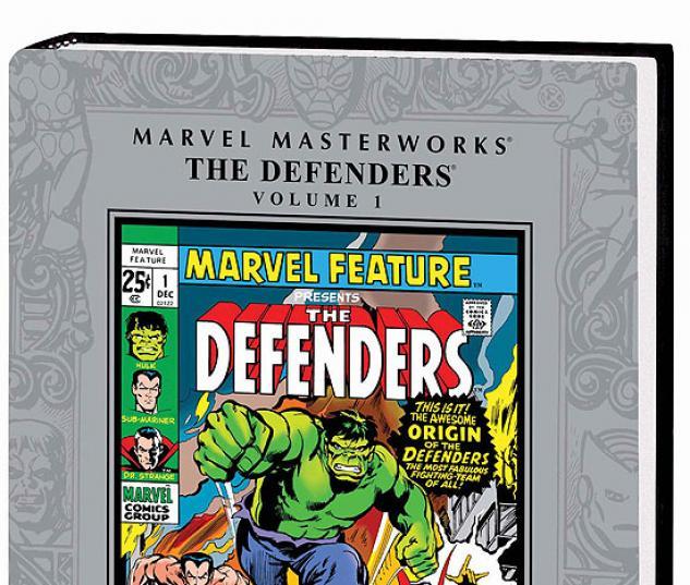 MARVEL MASTERWORKS: THE DEFENDERS VOL. 1 #0