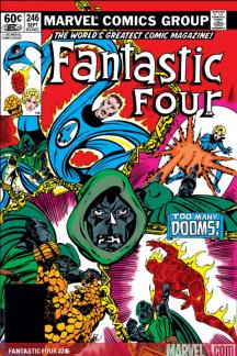 Fantastic Four (1961) #246