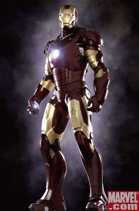 Iron Man Stands Tall