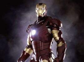 Iron Man Stands Tall