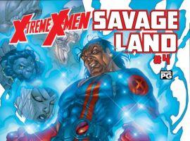 X-Treme X-Men: The Savage Land (2001) #4