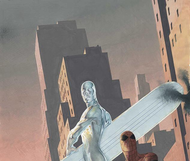 Silver Surfer: Requiem (2007) #2