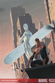 Silver Surfer: Requiem Premiere (Hardcover)
