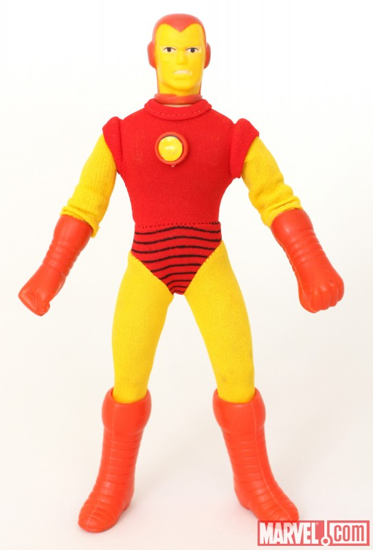 Mego Iron Man Toy