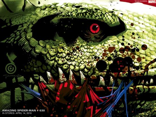 Amazing Spider-Man #630
