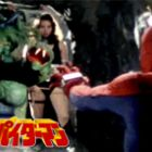 Watch Japanese Spiderman Episode 10