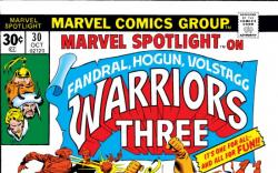 Marvel Spotlight #30