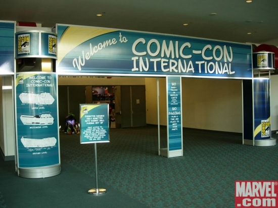 Welcome to Comic-Con International
