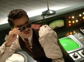 Dominic Cooper stars as Howard Stark in Captain America: The First Avenger