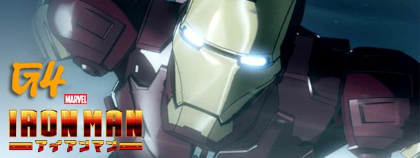 New Iron Man Anime This Friday
