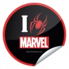 Miles Morales GetGlue Digital Sticker