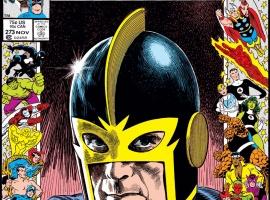 Avengers (1963) #273 Cover