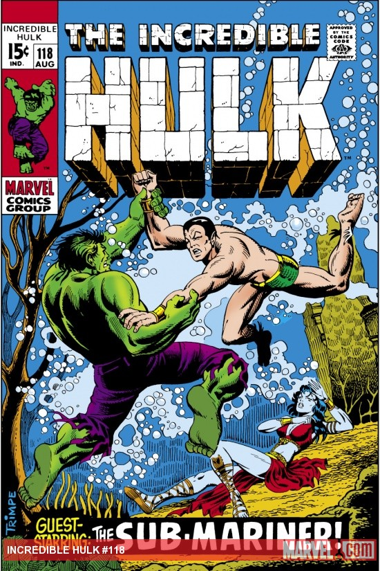 Incredible Hulk (1962) #118