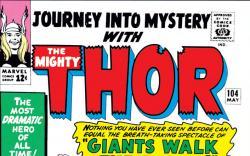 Journey Into Mystery (1952) #104