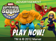 More Stuff - Superhero Squad MMO