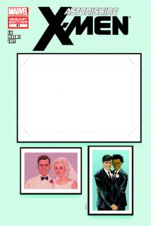 Astonishing X-Men (2004) #51 (Create Your Own Wedding Variant)