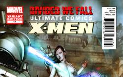 ULTIMATE COMICS X-MEN 14 GRANOV VARIANT (1 FOR 30, WITH DIGITAL CODE)