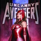 UNCANNY AVENGERS 1 GRANOV VARIANT (NOW, WITH DIGITAL CODE)