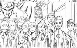 Marvel AR: Mark Bagley on Drawing Sci-Fi