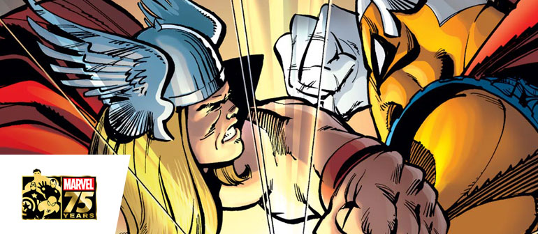 Marvel 75: Walt Simonson's Thor