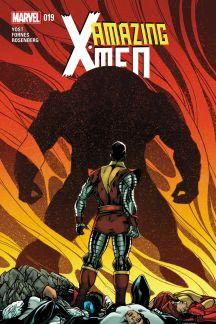 Amazing X-Men #19
