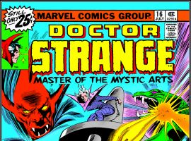 Dr. Strange (1974) #16
