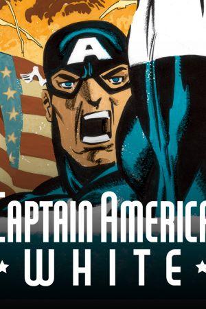 Captain America: White (2015 - Present) thumbnail