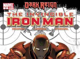 INVINCIBLE IRON MAN #8 Cover