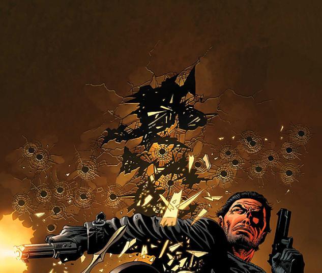PUNISHER VS. BULLSEYE (2008) #5 COVER