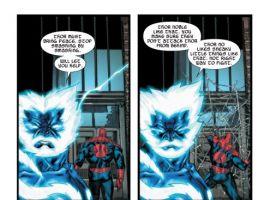 WORLD WAR HULKS: SPIDER-MAN VS. THOR #1 preview art by Jorge Molina