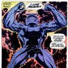 The Destroyer drawn by Jack Kirby