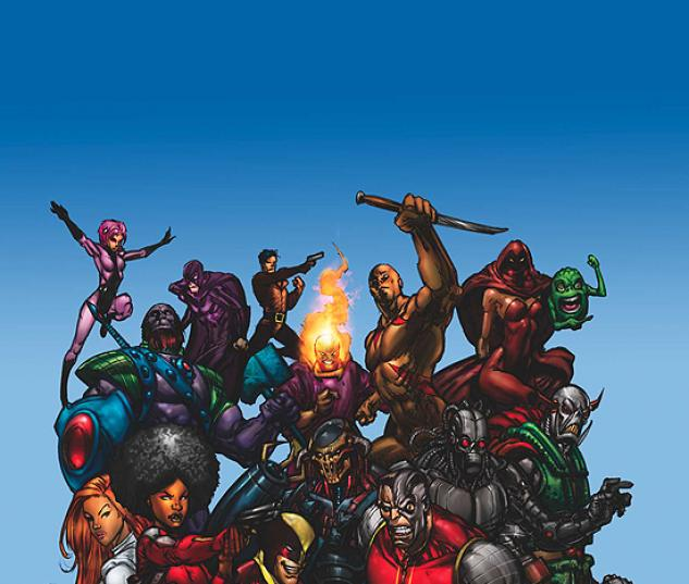 ALL-NEW OFFICIAL HANDBOOK OF THE MARVEL UNIVERSE A TO Z #3