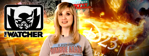 Watch Episode 37 of the Watcher: Ghost Rider