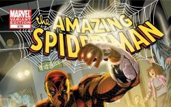 Amazing Spider-Man (1999) #579, Villain Variant