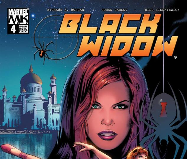 Black Widow (2004) #4
