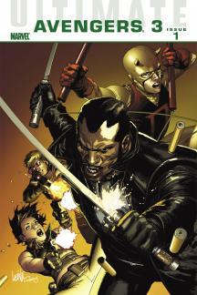 Ultimate Comics Avengers 3 #1