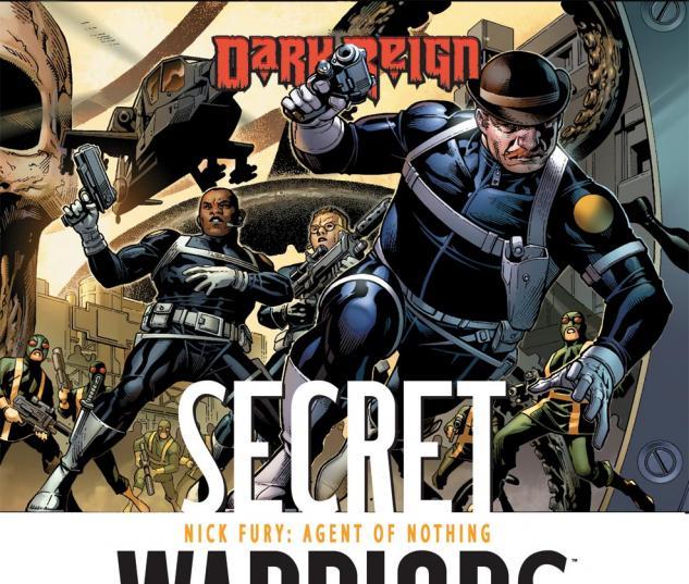 Secret Warriors (2008) #4