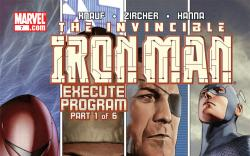 Iron Man (2004) #7