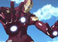 Iron Man Anime DVD Clip