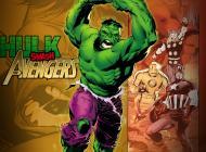 Hulk Smash Avengers (2011) #1 Wallpaper